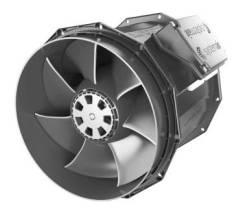 Вентилятор Systemair PRIOAIR EC для круглово канала