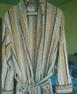 Махровый мужской халат. 50