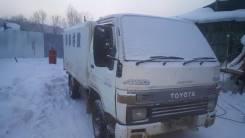 Toyota Hiace. Продается грузовик тойота хайс 4вд, 2 400 куб. см., 1 500 кг.