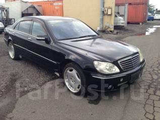 Mercedes-Benz. автомат, задний, бензин, б/п, нет птс. Под заказ