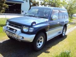 Mitsubishi Pajero. автомат, 4wd, бензин, б/п, нет птс. Под заказ