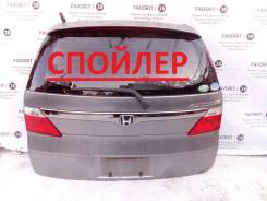 Дверь багажника. Honda Airwave, GJ2, GJ1