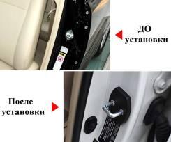 Замок крышки багажника. Toyota Land Cruiser, HDJ100L, HDJ101K, HZJ105L, HZJ76L, J100, UZJ100L, UZJ100W Toyota Land Cruiser Prado, GRJ120W, GRJ125W Дви...