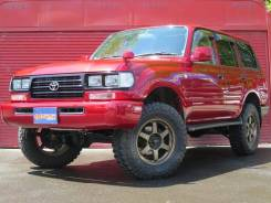 Toyota Land Cruiser. механика, 4wd, 4.5, бензин, 62 тыс. км, б/п. Под заказ