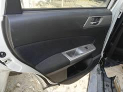 Обшивка двери. Subaru Forester, SH5
