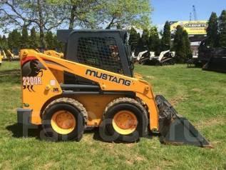 Mustang. Новый. Мини погрузчик 2200R (США)в Иркутске, 3 300 куб. см., 1 075 кг.