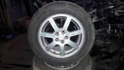 Оригинальное литье на Toyota, Nissan, Subaru, ( 4шт R-16, 5/100 ). x16, 5x100.00, ET48