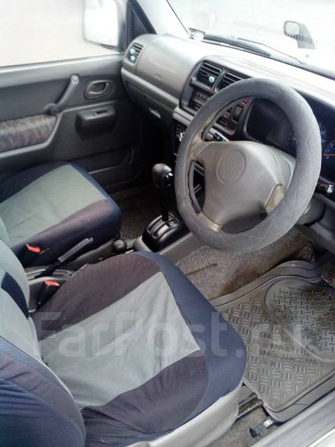 Suzuki Jimny. автомат, 4wd, 0.7 (64л.с.), бензин, 80 000тыс. км