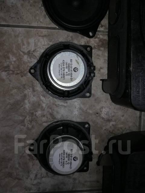 Динамик , Сабвуфер BMW. BMW: X1, 1-Series, 5-Series, 3-Series, X6, X3, X5 Двигатели: N20B20, N46B20, N47D20, N52B30, N43B20, N47D20T0, N55B30M0, M47TU...