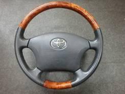 Руль. Toyota: Avalon, Land Cruiser, Aristo, Celsior, Camry Gracia, Avensis, Camry, Hilux Surf, Land Cruiser Prado, Brevis, Avensis Verso, Alphard, Cha...