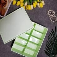 Очень удобный пластиковый ящик для хранения с крышкой!