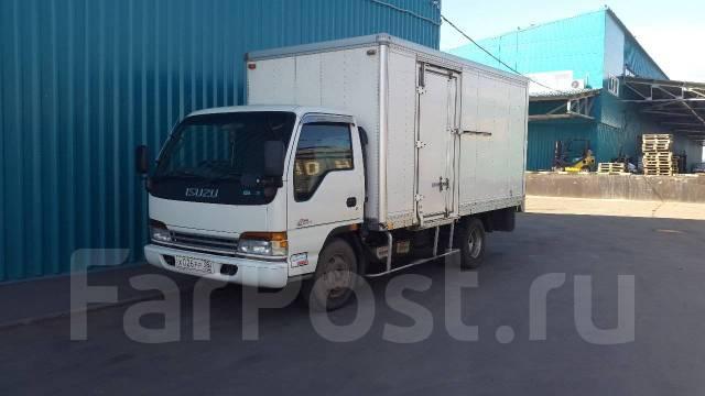 Isuzu Elf. Продается грузовик , 5 200куб. см., 4 000кг.