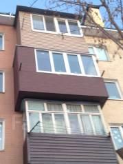 Окна балконы лоджии расширение отделка - шкаф в подарок во Владивосток