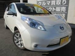 Nissan Leaf. автомат, передний, электричество, 87 009тыс. км, б/п. Под заказ