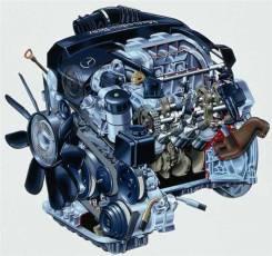 Двигатель Mercedes M112