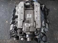 Двигатель для Mercedes W210; 5.5л. M113