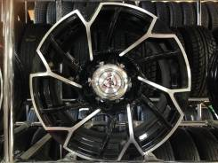 NZ Wheels SH660. 8.0x16, 6x139.70, ET0