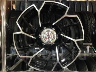 NZ Wheels SH660. 8.0x16, 6x139.70, ET0