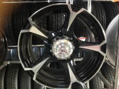 NZ Wheels SH659. 8.0x16, 6x139.70, ET0