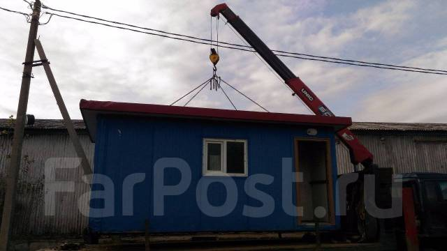 Эвакуатор для Спецтехники и Грузовиков до 14 тон( Лебедка, кран, сходни)