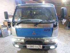 Mitsubishi Canter. Продам двухкабинный грузовик!, 3 600 куб. см., 1 750 кг.