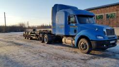 Freightliner Columbia. Freightliner, 14 000 куб. см., 10 т и больше