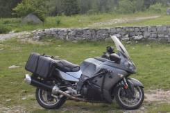 Kawasaki 1400GTR. 1 400 куб. см., исправен, птс, с пробегом