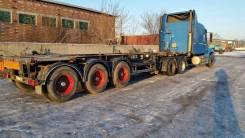 Desot. Продаю cцепку. Freightliner columbia с контейнеровозом , 25 000кг.