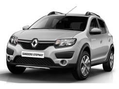 Renault Sandero Stepway. Без водителя