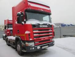 Scania R420. Scania r 420 cедельный тягач, 12 000 куб. см., 30 000 кг.