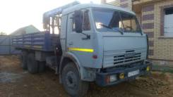 КамАЗ 53215. Продаётся манипулятор Камаз с кму, 11 000куб. см., 10 000кг.
