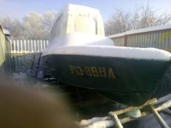 Прогресс-2М. длина 5,00м., двигатель без двигателя. Под заказ