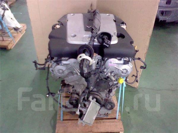 Двигатель Infiniti EX25 2.5L V6 VQ25HR