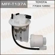 Топливный фильтр corolla/ auris zre181, nre180 2008- отверстие под насос сбоку Masuma арт. MFF-T137A