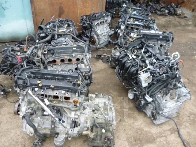 Двигатель Mazda (Мазда) LF, L3, L5, АКПП Mazda