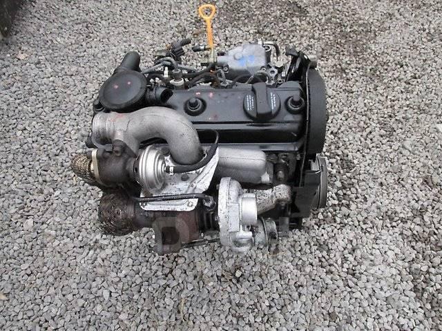 Двигатель AHU 1.9tdi Volkswagen Passat Golf Sharan