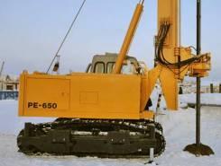 Kato PE-650. Новый! Буровая машина KATO PE-650