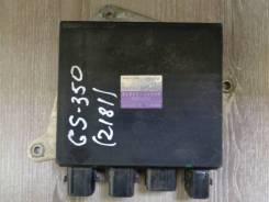 Блок управления форсунками (3.5i 8987153010 1310001490) Lexus GS (GRS190) 2005-2011