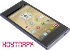 Prestigio MultiPhone 5455. Б/у, Dual-SIM