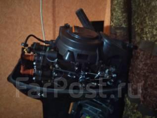 Лодочный мотор. 9,90л.с., бензиновый, нога S (381 мм), Год: 2017 год