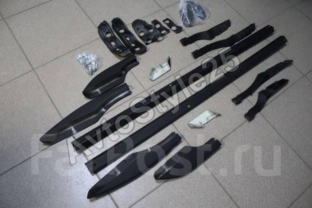 Рейлинг. Toyota Fortuner, KUN51L, KUN60L, TGN51L Двигатели: 1KDFTV, 2KDFTV, 2TRFE