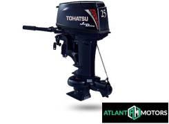 Tohatsu. 25,00л.с., 2-тактный, бензиновый, нога S (381 мм), 2018 год год