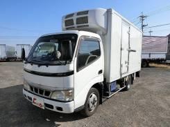 Toyota Dyna. рефрижератор, 4 610 куб. см., 3 000 кг. Под заказ