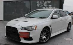Mitsubishi Lancer Evolution. автомат, 4wd, 2.0 (300л.с.), бензин, 55 000тыс. км, б/п, нет птс. Под заказ