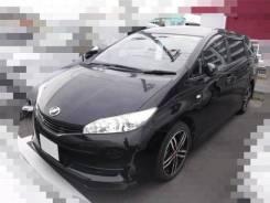 Toyota Wish. ZGE20, 2ZR
