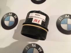 Корпус масляного фильтра. BMW 6-Series, E63, E64 BMW 7-Series, E65, E66, E67 BMW 5-Series, E60, E61 BMW X5, E53, E70 Alpina B Alpina B7 Двигатели: N62...