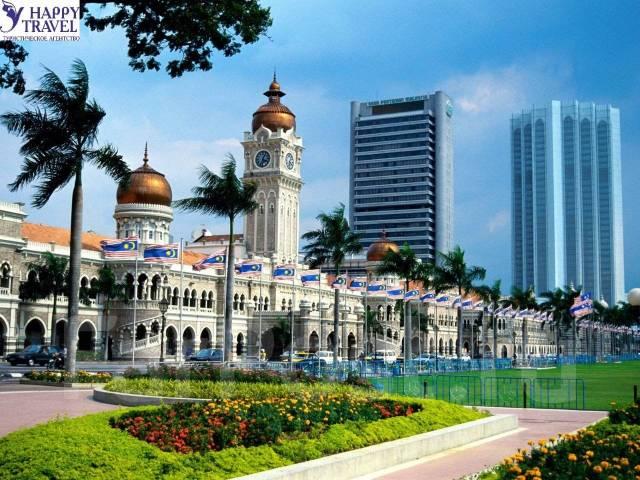 Малайзия. Куала-Лумпур. Пляжный отдых. Куала Лумпур+ Борнео Тропические Каникулы