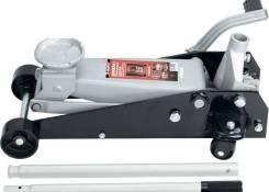 Домкрат гидравлический подкатный, 3,5 т, h 145–490 мм. Matrix Master