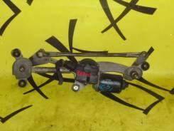 Мотор стеклоочистителя TOYOTA WISH ZNE10 F