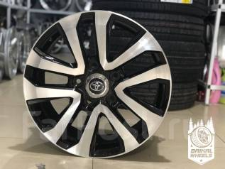 "Toyota. 8.5x18"", 5x150.00, ET60, ЦО 110,0мм."